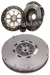 DUAL MASS FLYWHEEL DMF & CLUTCH KIT PORSCHE CAYMAN S 3.4